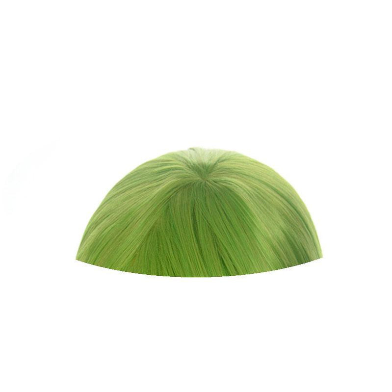 FGO Fate/Grand Order Enkidu 100cm Long Green Straight Cosplay Wigs - Cosplay Clans