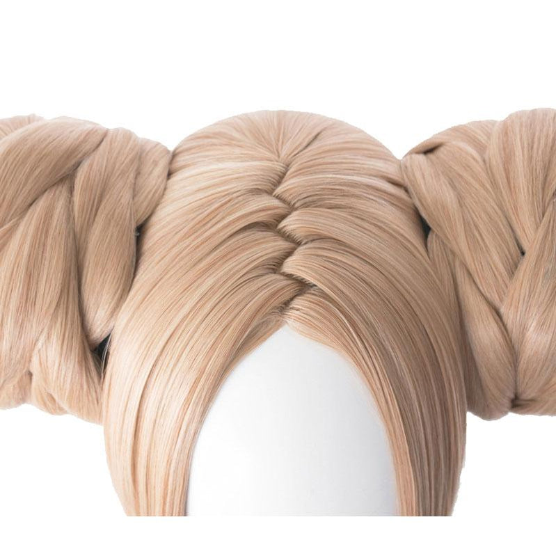 FGO Fate Grand Order: First Order Abigail Williams Mixed Blonde Bun Cosplay Wigs - Cosplay Clans