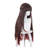 Anime Rent-A-Girlfriend Chizuru Ichinose Long Brown Cosplay Wigs - Cosplay Clans