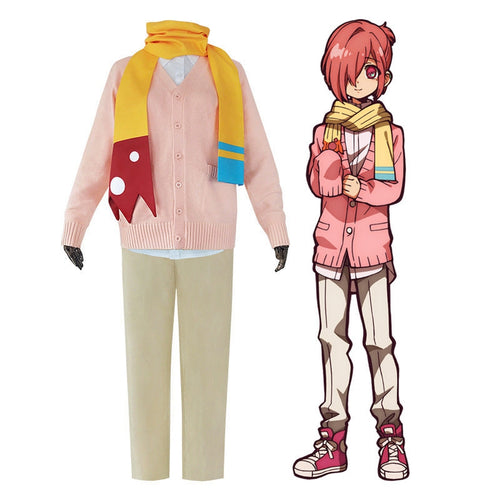 Anime TBHK Toilet-bound Hanako-kun Mitsuba Sousuke Outfit Cosplay Costumes - Cosplay Clans