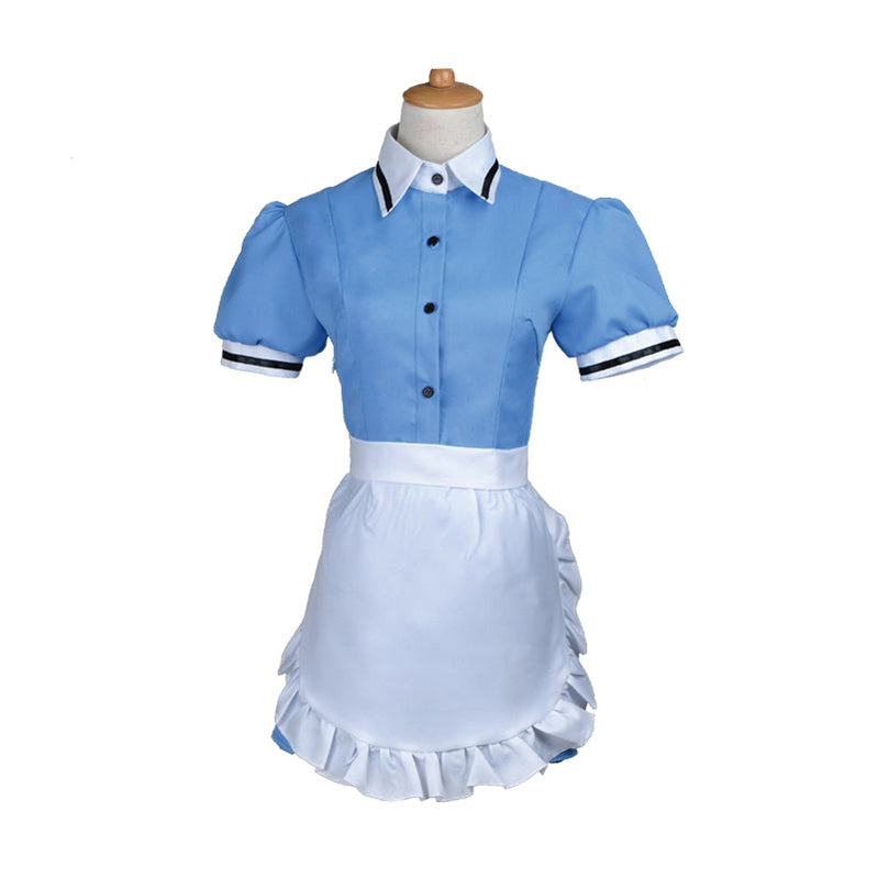 Anime Blend S Kaho Hinata Maid Uniform Cosplay Costumes - Cosplay Clans