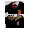 Movie Harry Potter Gryffindor and The Four Houses of Hogwarts Cosplay Magic Robe - Cosplay Clans
