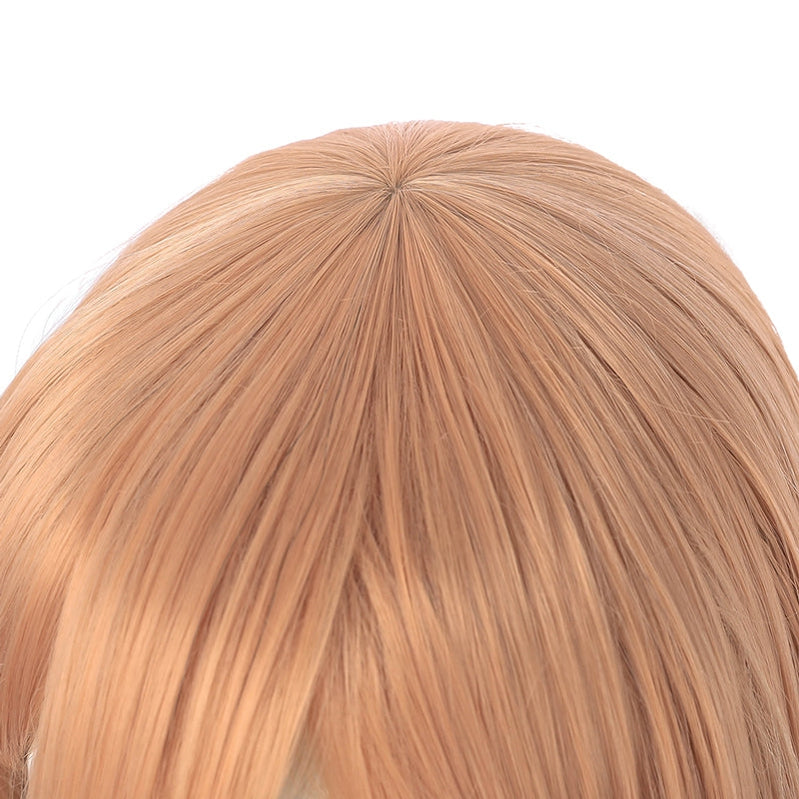 Anime Chainsaw Man Power Orange Long Cosplay Wigs - Cosplay Clans