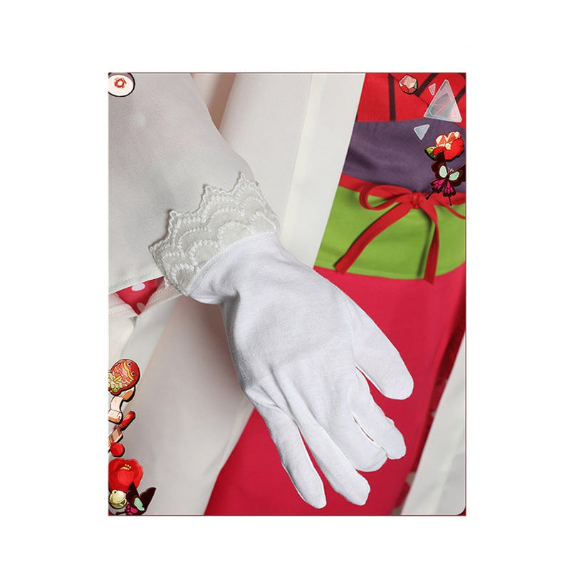 Anime TBHK Toilet-bound Hanako-kun Yako Outfit Cosplay Costumes - Cosplay Clans