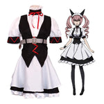 Anime Steins;Gate Faris NyanNyan Cat Maid uniform Cosplay Costume - Cosplay Clans
