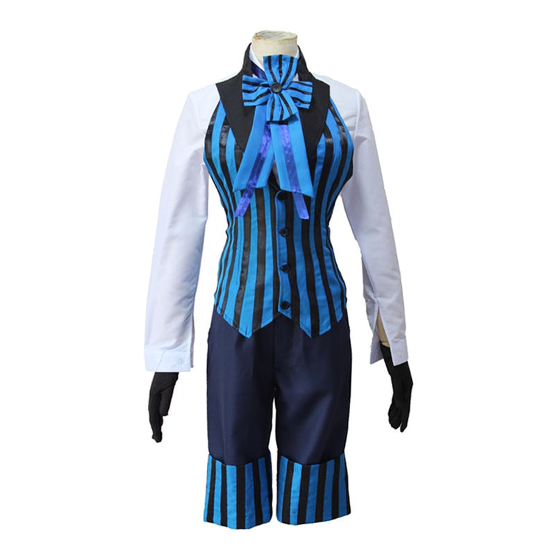 Black Butler Movie: Book of the Atlantic Ciel Phantomhive Cosplay Costume - Cosplay Clans
