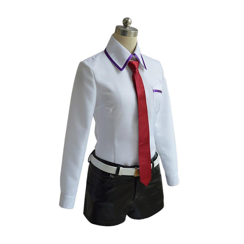 Anime Steins;Gate Makise Kurisu Cosplay Costume - Cosplay Clans