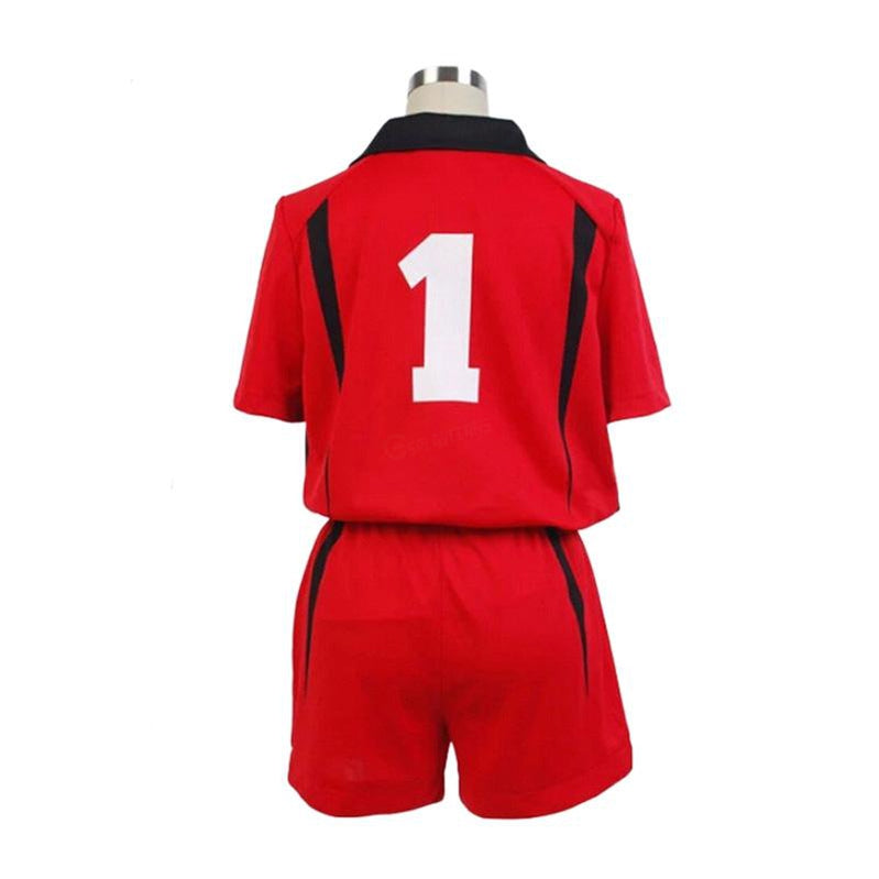 Anime Haikyuu Nekoma High School Kuroo Tetsurou Uniform Cosplay Costume - Cosplay Clans