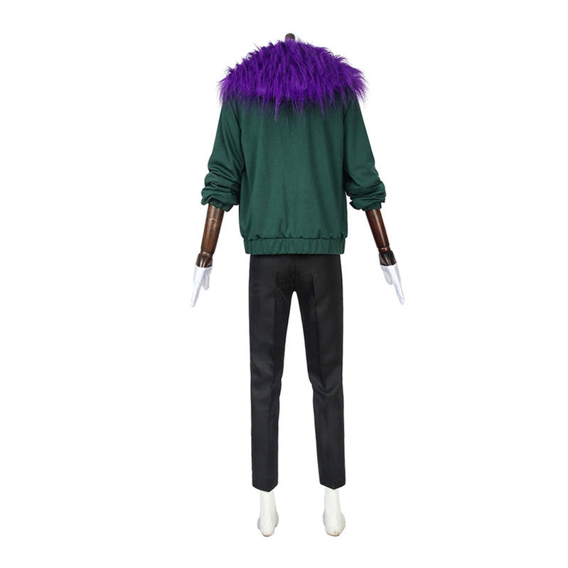 Anime My Hero Academia Overhaul Kai Chisaki Outfits Cosplay Costume - Cosplay Clans