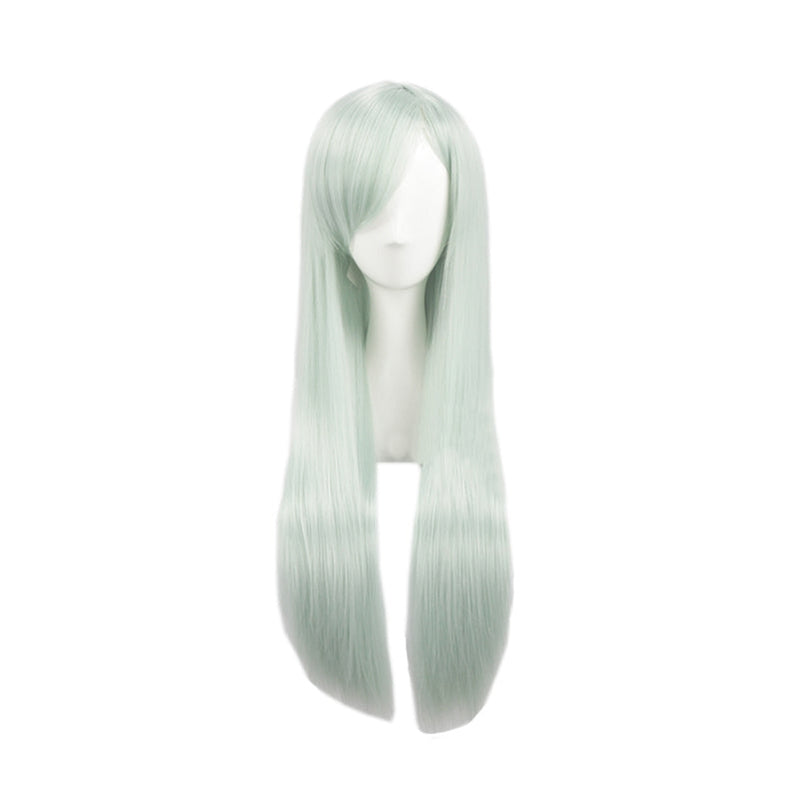 Anime The Seven Deadly Sins Elizabeth Liones Long Light Green Cosplay Wigs - Cosplay Clans