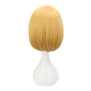 Anime Attack on Titan Armin Arlert Short Blond Cosplay Wigs - Cosplay Clans