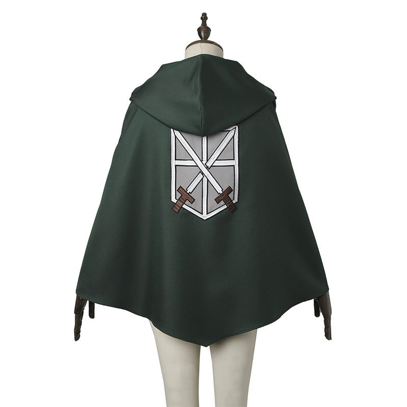 Anime Attack on Titan Armin Arlert Training Corps Uniform Set Cosplay Costume - Cosplay Clans