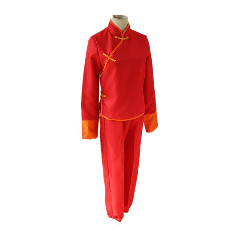 Anime Gintama Kagura Tang Suit Cosplay Costume - Cosplay Clans