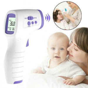 HyWell Thermometer model UN 001 : Infrared Digital Thermometer with Fever Indicator