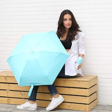 Load image into Gallery viewer, Creative Cute Mini Compact Folding Umbrella , Lightweight, Easy to carry