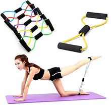 Load image into Gallery viewer, Buy 1 Get 1 Free The Dance Bible 8-Shaped Elastic Yoga Resistance, Home Gym, Pilates, Fitness Exercise