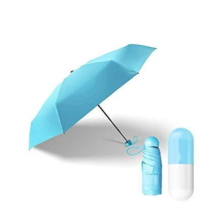 Creative Cute Mini Compact Folding Umbrella , Lightweight, Easy to carry