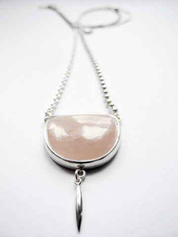 transpersonal love center necklace