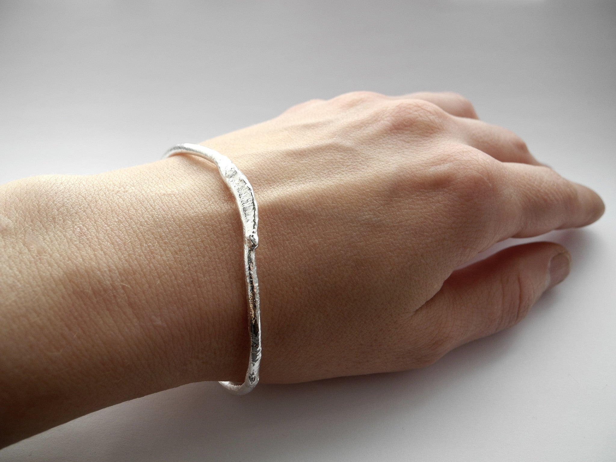 after nature simple cuff bracelet