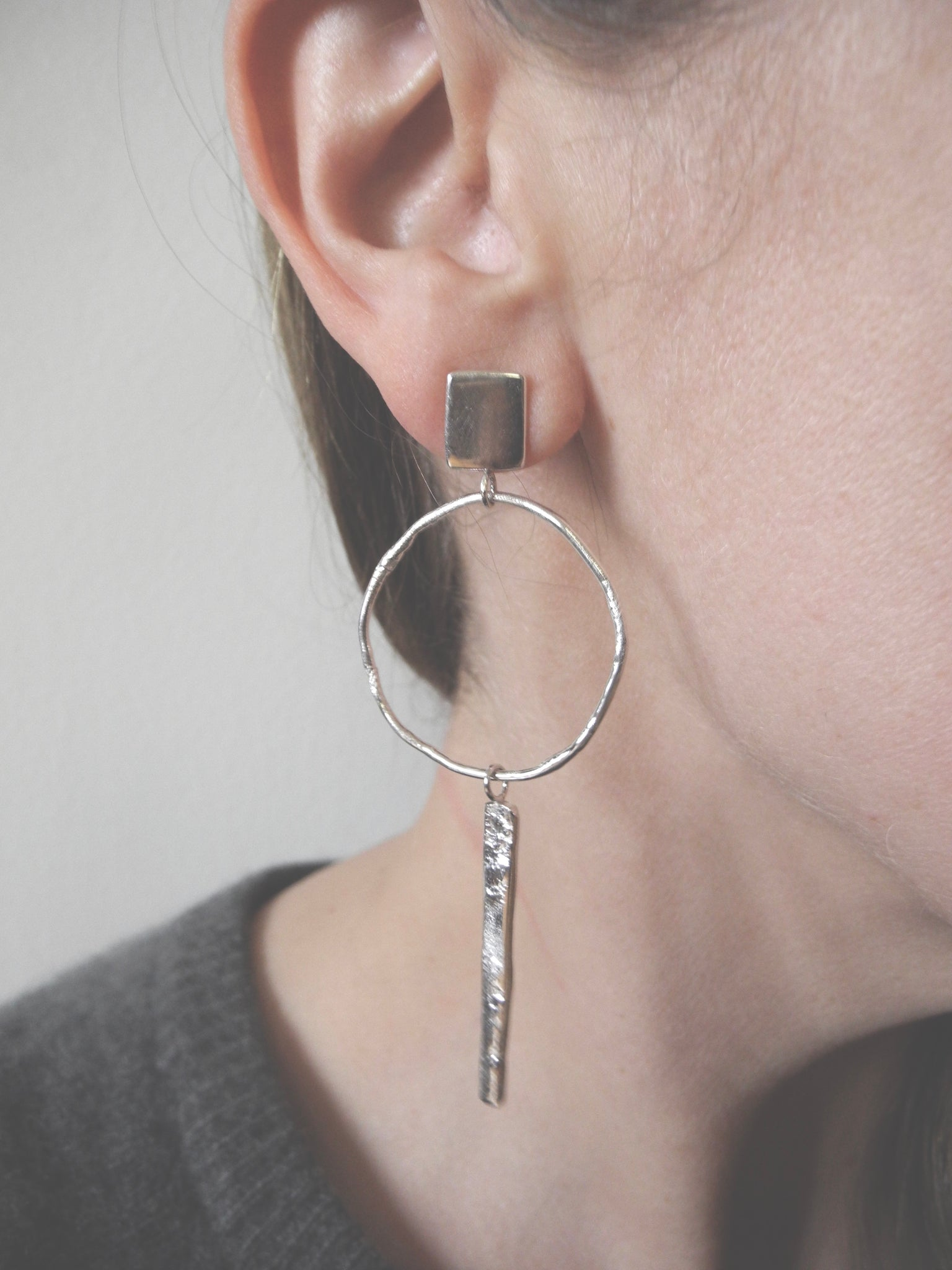beckon earrings