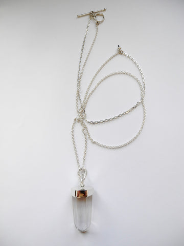 white light necklace