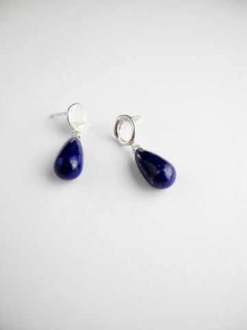 stone of total awareness earrings