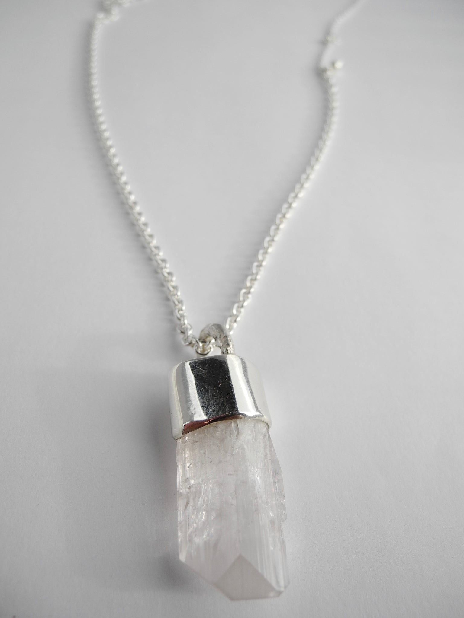 higher deeper necklace