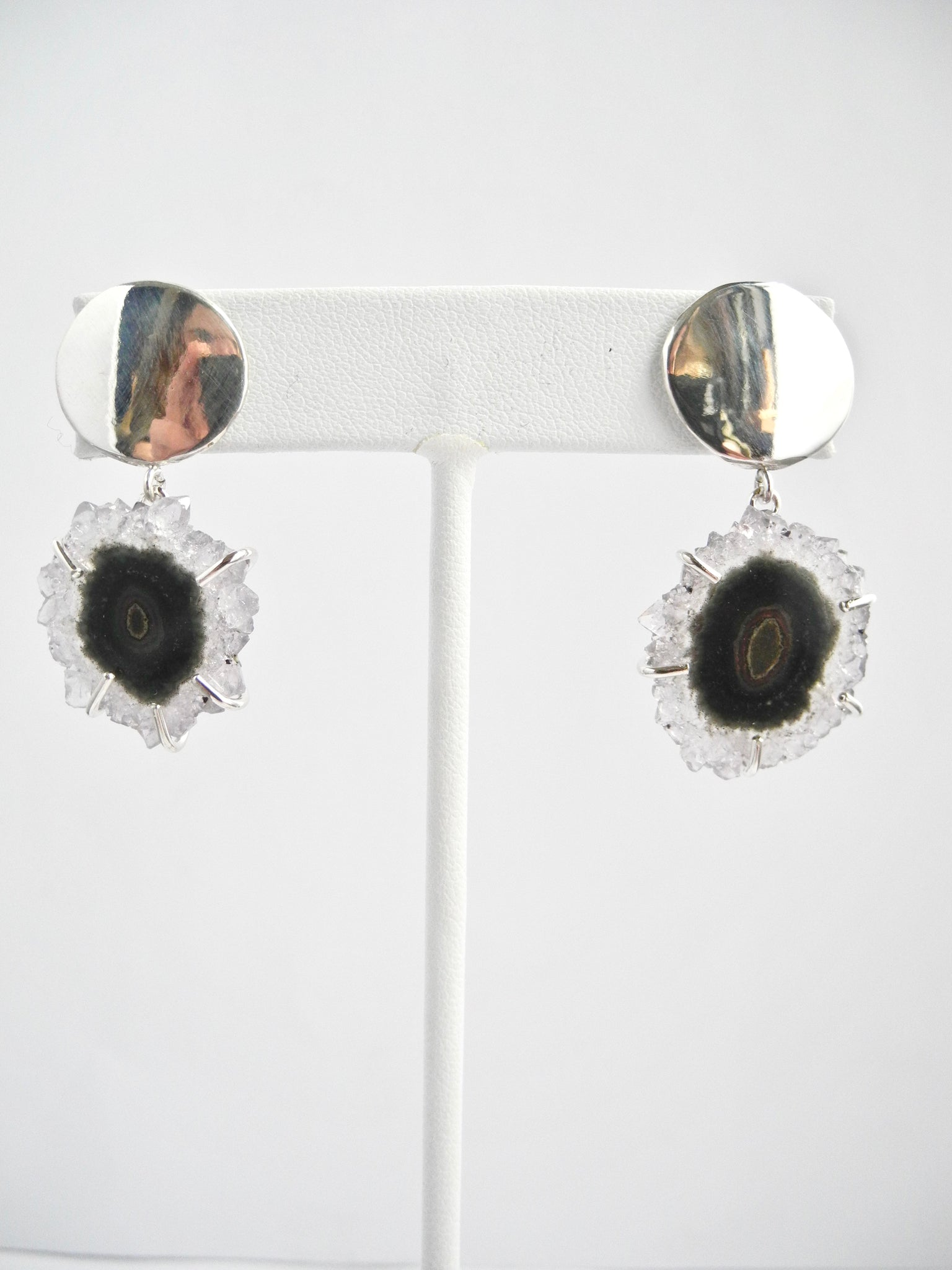 stalactite earrings