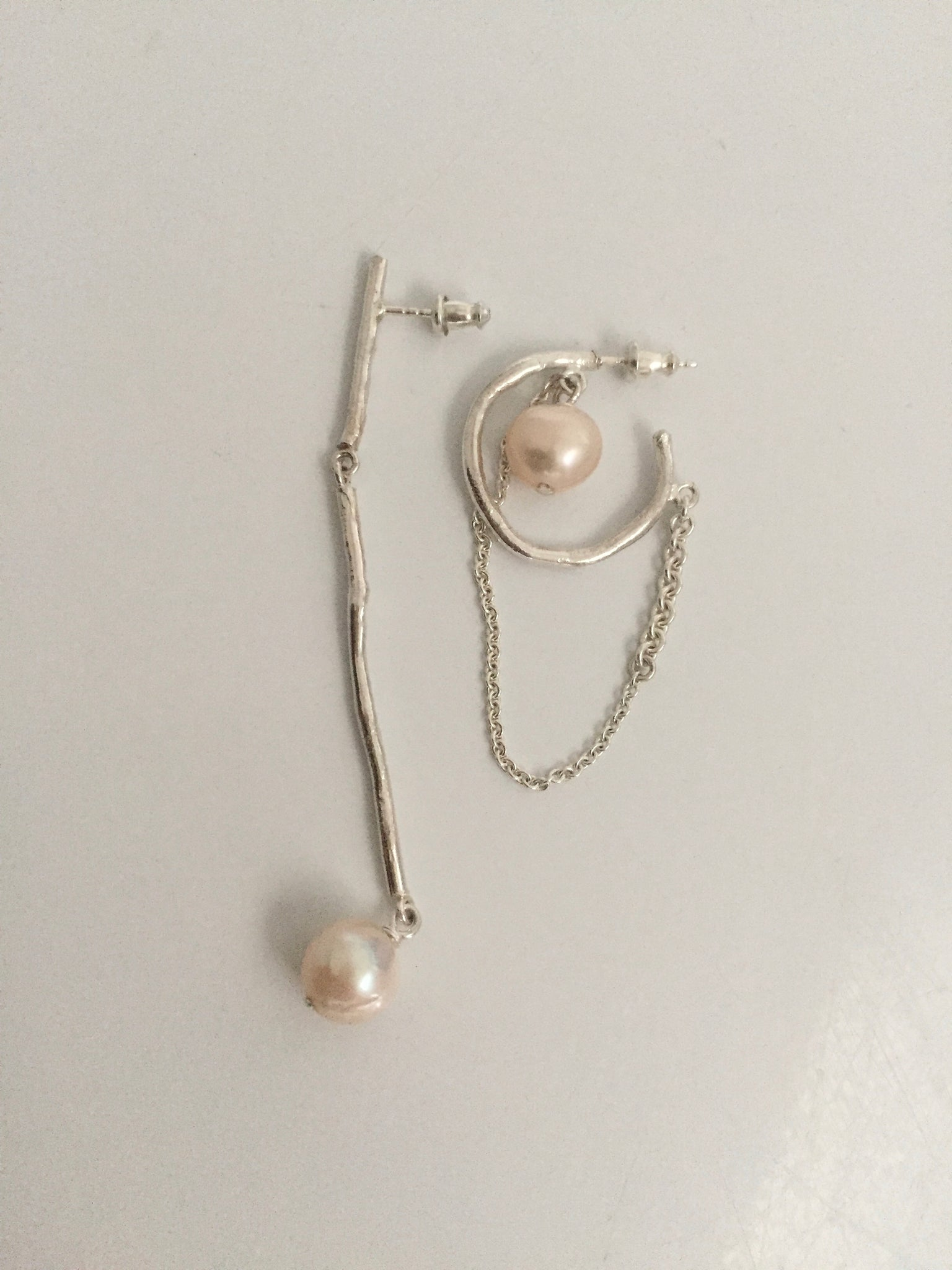 pearly everlasting earrings