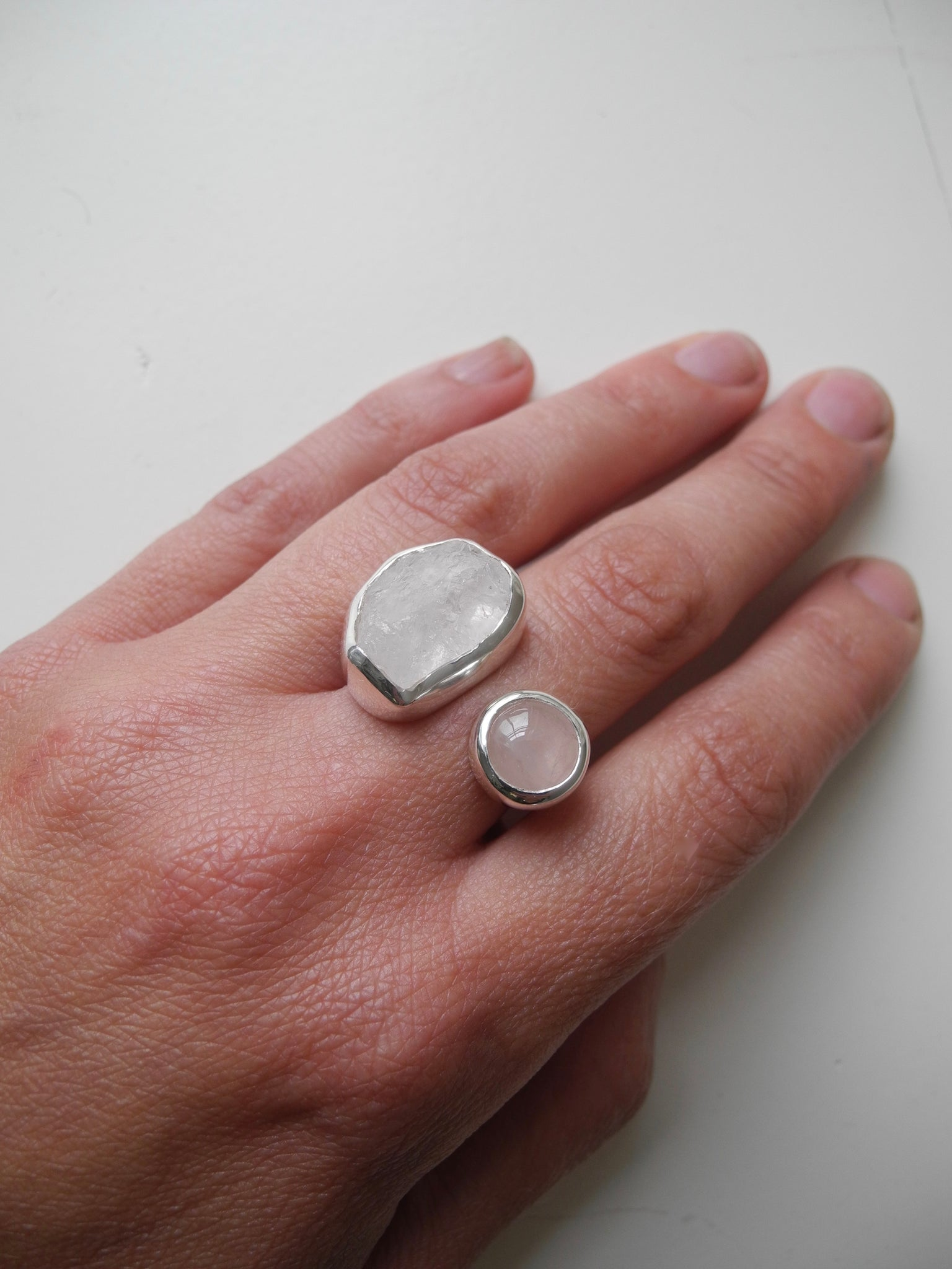 love and light ring