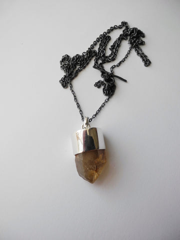 personal nature necklace
