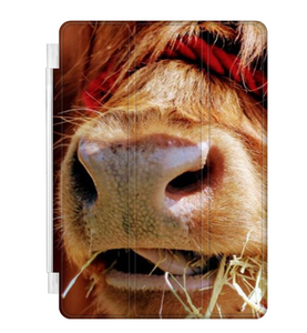 Chewing the Hay - ipad Smart Cover