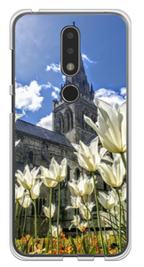 White Tulip - Nokia Hard Case