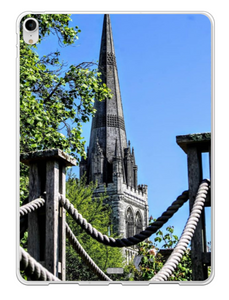 Chichester Cathedral - iPad Silicone Case