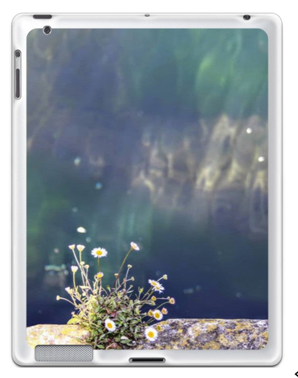 Daisy and Water - iPad Silicone Case