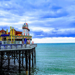 Brighton Pier - Coasters and Placemats