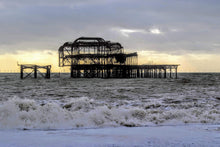 Load image into Gallery viewer, West Pier Brighton