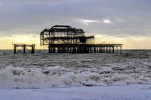 Load image into Gallery viewer, West Pier Brighton - Coasters and Placemats
