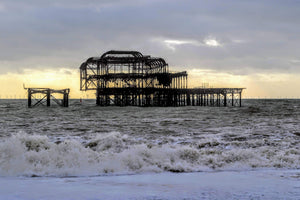 West Pier Brighton - Coasters and Placemats