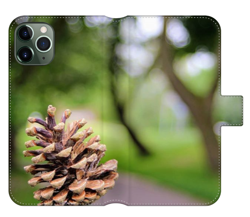 Pine-cone - Wallet Case (Full Printed)