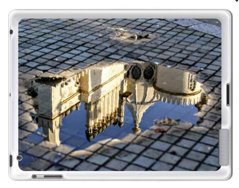 Reflecting on Brighton Pavilion - iPad Silicone Case