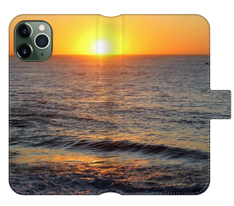 Sunset - Wallet Case (Full Printed)