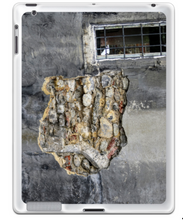 Load image into Gallery viewer, Wall with Hole - iPad Silicone Case