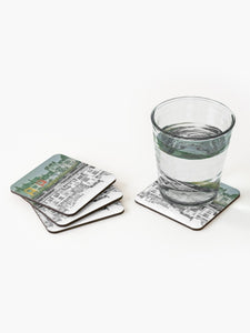 Upside Down - Coasters and Placemats