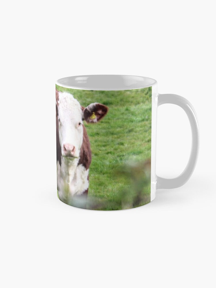 Hereford Cow - Mug