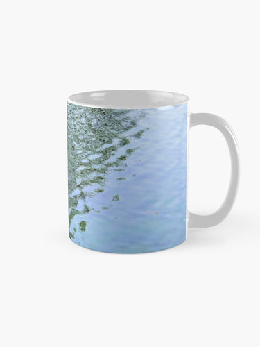 Abstract Reflection Mug