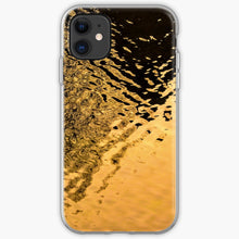 Load image into Gallery viewer, Abstract Reflection Orange 1 - Silicone Case