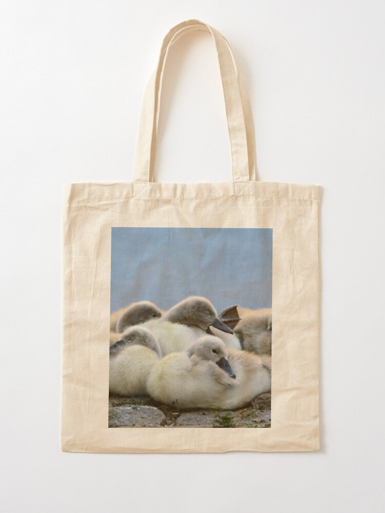 Cygnets - Tote Bag Natural Cotton