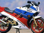 Honda NSR125 R (90-92) Standard Screen by PowerBronze
