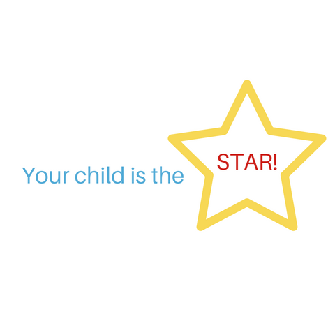 Little Busy Boxes your child is a star